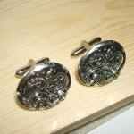 STEAMPUNK GEARS Cuff Links ..